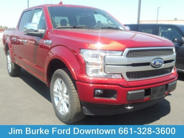 2019 F-150 SuperCrew Cab 4x4,  Pickup #1E90731 - photo 1