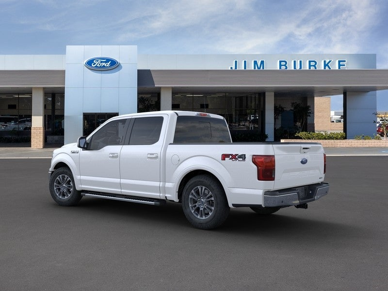 2020 F-150 SuperCrew Cab 4x4, Pickup #1E91008 - photo 2