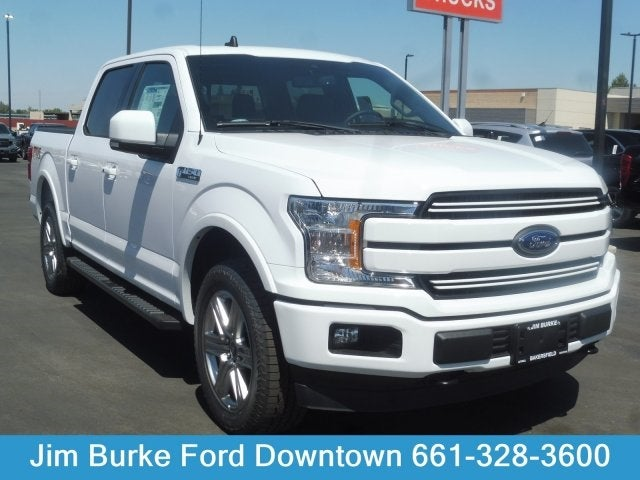 2019 F-150 SuperCrew Cab 4x4,  Pickup #1E97817 - photo 1