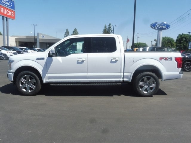 2019 F-150 SuperCrew Cab 4x4,  Pickup #1E97817 - photo 4