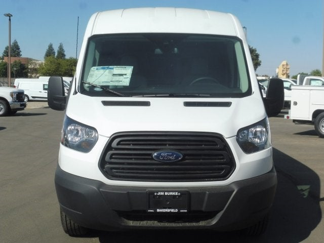 2019 Transit 250 Med Roof 4x2,  Adrian Steel PHVAC Upfitted Cargo Van #2C19518 - photo 3