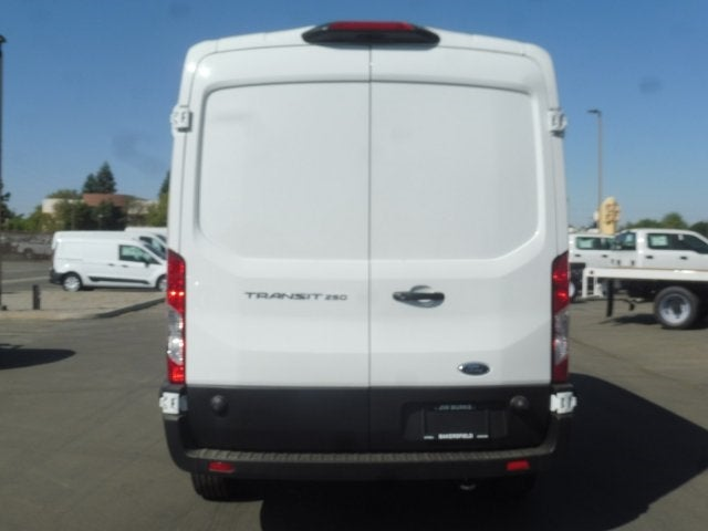 2019 Transit 250 Med Roof 4x2,  Adrian Steel PHVAC Upfitted Cargo Van #2C19518 - photo 4