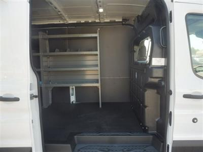 2019 Transit 250 Med Roof 4x2,  Adrian Steel PHVAC Upfitted Cargo Van #2C19518 - photo 6
