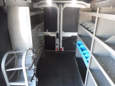2019 Transit 250 Med Roof 4x2,  Adrian Steel PHVAC Upfitted Cargo Van #2C19518 - photo 9