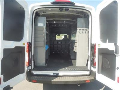 2019 Transit 250 Med Roof 4x2,  Adrian Steel PHVAC Upfitted Cargo Van #2C19518 - photo 2