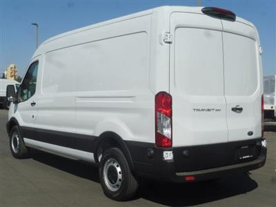 2019 Transit 250 Med Roof 4x2,  Adrian Steel PHVAC Upfitted Cargo Van #2C19518 - photo 10