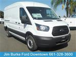 2019 Transit 250 Med Roof 4x2,  Adrian Steel Upfitted Cargo Van #2C19518 - photo 1