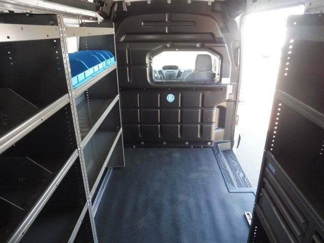 2019 Transit 250 Med Roof 4x2,  Adrian Steel General Service Upfitted Cargo Van #2C19844 - photo 6