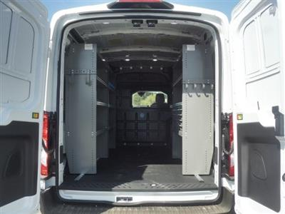 2019 Transit 250 Med Roof 4x2, Adrian Steel General Service Upfitted Cargo Van #2C19844 - photo 2