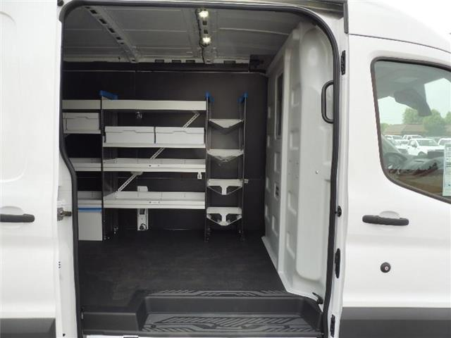 2017 Transit 250 Med Roof, Sortimo ProPaxx HVAC and Plumbing Upfitted Van #2C51503 - photo 8