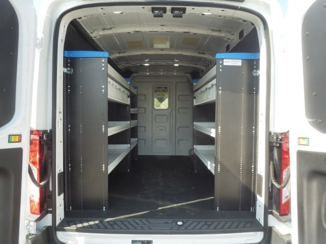2018 Transit 250 Med Roof 4x2,  Sortimo Upfitted Cargo Van #2C53376 - photo 2