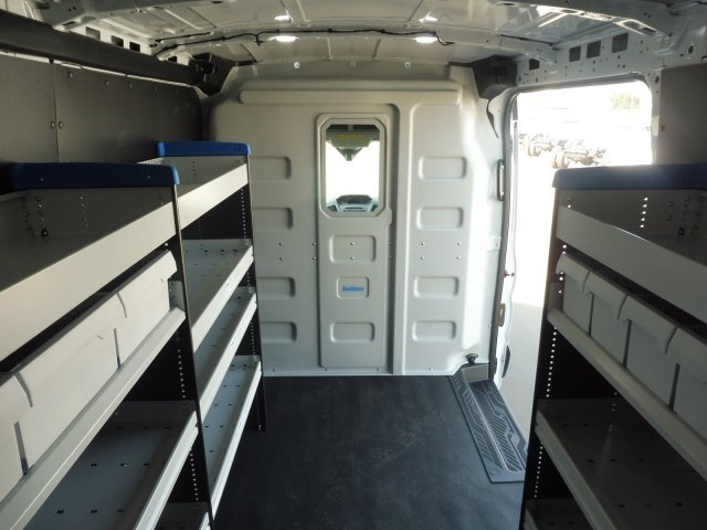 2018 Transit 250 Med Roof 4x2,  Sortimo Upfitted Cargo Van #2C53376 - photo 7