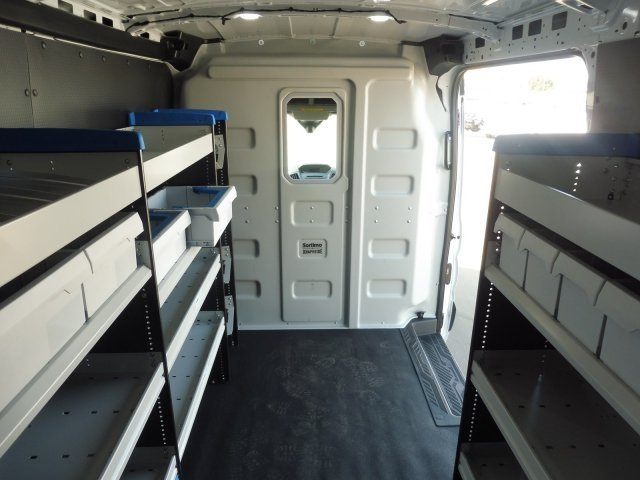2018 Transit 250 Med Roof 4x2,  Sortimo Upfitted Cargo Van #2C53379 - photo 6