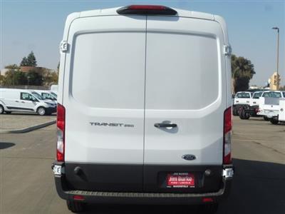 2018 Transit 250 Med Roof 4x2,  Sortimo ProPaxx HVAC and Plumbing Upfitted Cargo Van #2C53379 - photo 4