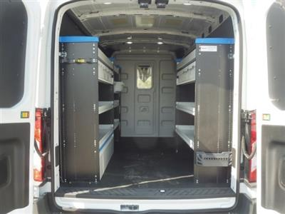2018 Transit 250 Med Roof 4x2,  Sortimo ProPaxx HVAC and Plumbing Upfitted Cargo Van #2C53379 - photo 2