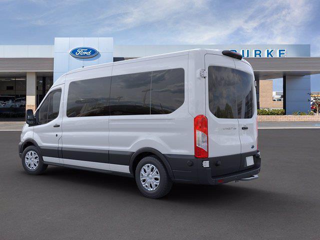 2020 Ford Transit 350 Med Roof 4x2, Passenger Wagon #2C72360 - photo 1