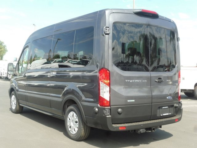 2019 Transit 350 Med Roof 4x2,  Passenger Wagon #2C82281 - photo 10