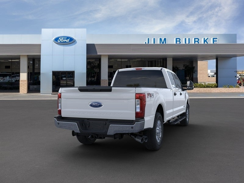 2019 F-350 Crew Cab 4x4, Pickup #3B87255 - photo 8