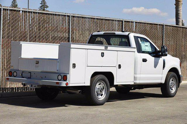 2020 Ford F-350 Regular Cab 4x2, Scelzi Service Body #3E12403 - photo 1