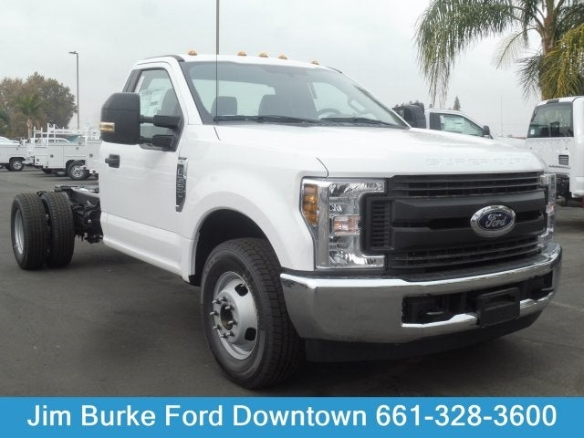 2019 F-350 Regular Cab DRW 4x2, Cab Chassis #3G56982 - photo 1
