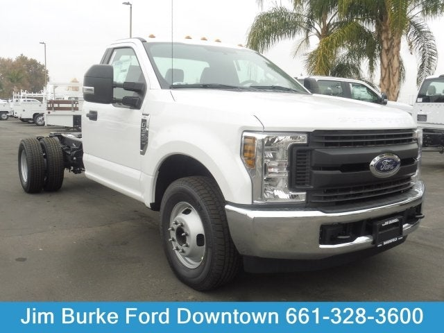 2019 F-350 Regular Cab DRW 4x2, Cab Chassis #3G56983 - photo 1