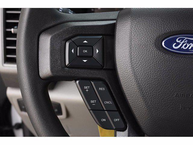 2021 Ford F-350 Regular Cab DRW 4x2, Scelzi WFB Platform Body #3G76453 - photo 23