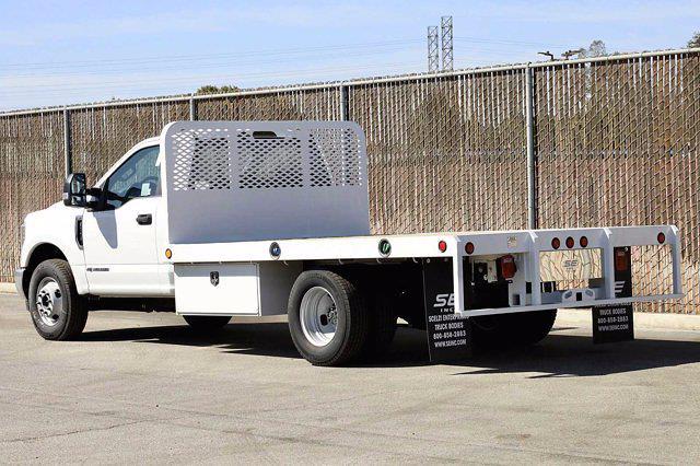 2019 Ford F-350 Regular Cab DRW 4x2, Scelzi WFB Platform Body #3G80997 - photo 5