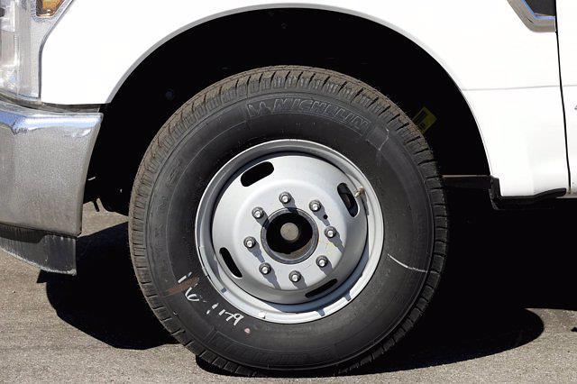 2019 Ford F-350 Regular Cab DRW 4x2, Scelzi WFB Platform Body #3G80997 - photo 8