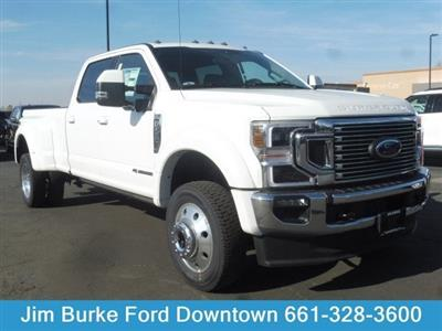 2020 F-450 Crew Cab DRW 4x4, Pickup #4D21037 - photo 1
