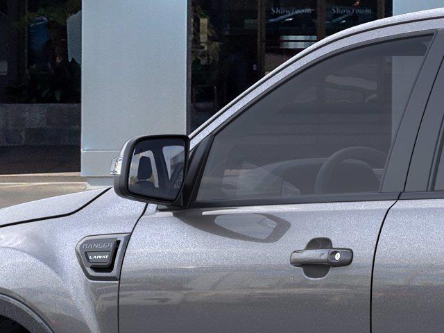 2021 Ford Ranger SuperCrew Cab 4x2, Pickup #4E38815 - photo 8