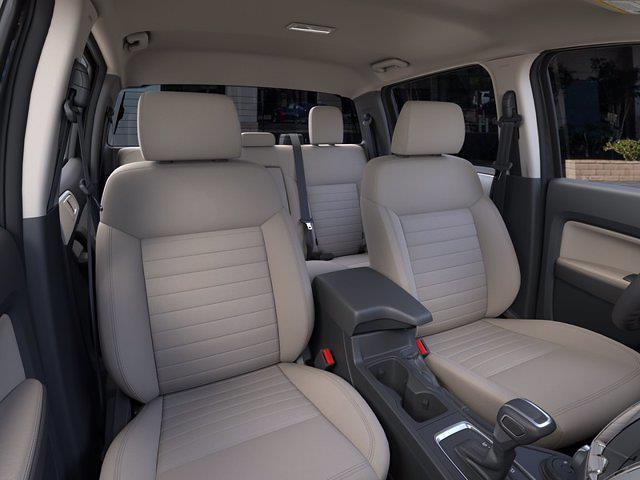 2021 Ford Ranger SuperCrew Cab 4x4, Pickup #4F03862 - photo 10