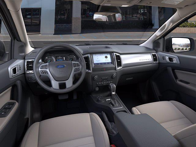 2021 Ford Ranger SuperCrew Cab 4x4, Pickup #4F03862 - photo 9
