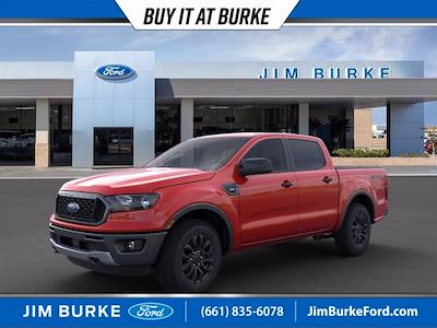 2021 Ford Ranger SuperCrew Cab 4x4, Pickup #4F18202 - photo 1