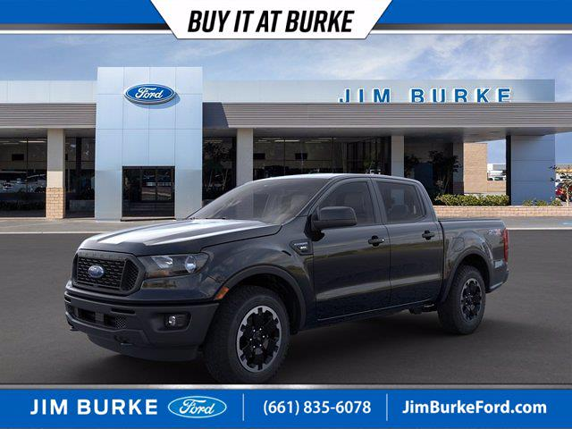 2021 Ford Ranger SuperCrew Cab 4x4, Pickup #4F23989 - photo 1
