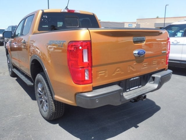 2019 Ranger SuperCrew Cab 4x4,  Pickup #4F28008 - photo 1