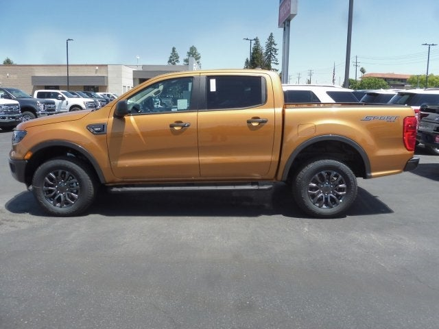 2019 Ranger SuperCrew Cab 4x4,  Pickup #4F28008 - photo 4