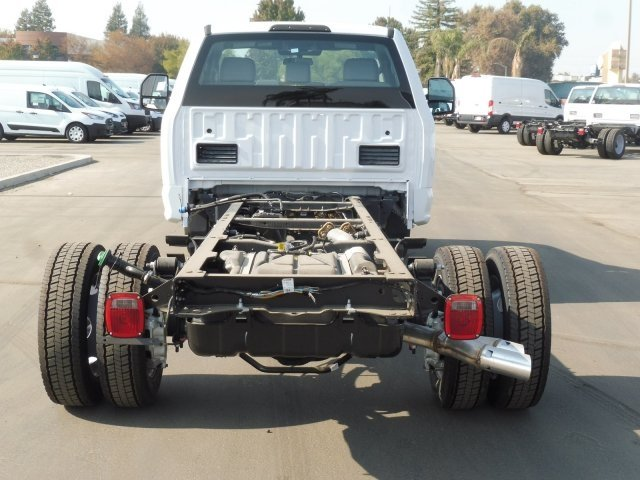2019 F-450 Regular Cab DRW 4x2,  Cab Chassis #4G03485 - photo 4