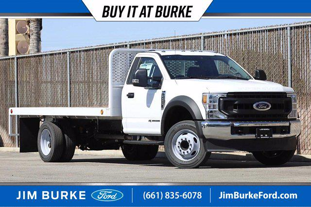 2020 Ford F-450 Regular Cab DRW 4x2, Scelzi Platform Body #4G09265 - photo 1