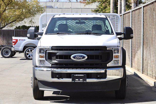 2020 Ford F-450 Regular Cab DRW 4x2, Scelzi WFB Platform Body #4G09265 - photo 3