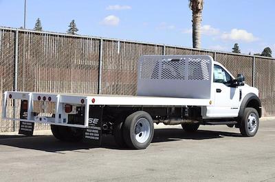 2020 Ford F-450 Regular Cab DRW 4x2, Scelzi WFB Platform Body #4G09265 - photo 2