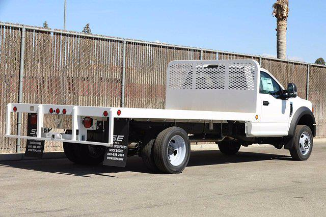 2020 Ford F-450 Regular Cab DRW 4x2, Scelzi Platform Body #4G62633 - photo 1