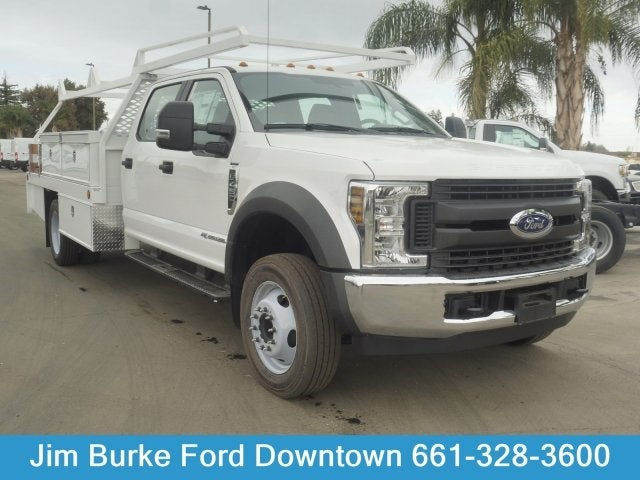 2019 F-450 Crew Cab DRW 4x2,  Scelzi CTFB Contractor Body #4G86004 - photo 1