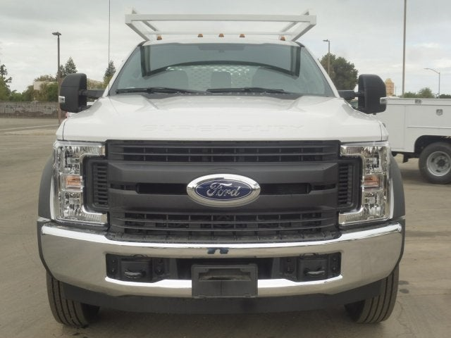 2019 F-450 Crew Cab DRW 4x2,  Scelzi CTFB Contractor Body #4G86004 - photo 3