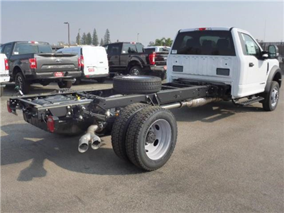 2017 F-550 Regular Cab DRW 4x2,  Cab Chassis #5G27330 - photo 2