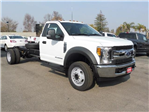 2017 F-550 Regular Cab DRW 4x2,  Cab Chassis #5G27330 - photo 1
