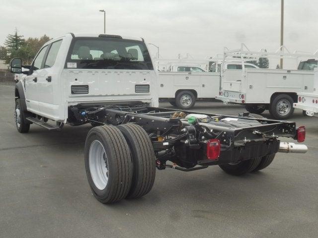 2019 F-550 Crew Cab DRW 4x2, Cab Chassis #5G56986 - photo 1