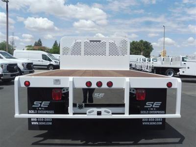 2019 F-550 Crew Cab DRW 4x2,  Scelzi WFB Platform Body #5G60814 - photo 6