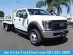 2019 F-550 Crew Cab DRW 4x2,  Scelzi Platform Body #5G86011 - photo 1