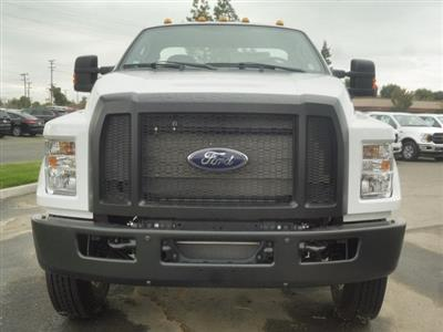2019 F-650 Regular Cab DRW 4x2, Cab Chassis #6D11222 - photo 3