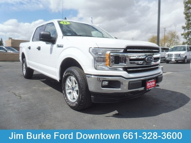 2019 F-150 SuperCrew Cab 4x4, Pickup #P17603 - photo 1